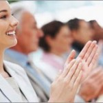 public speaking, client attraction